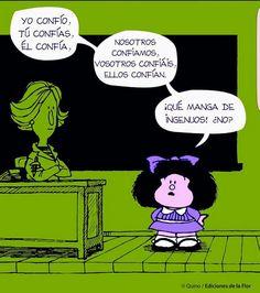 Ingenuos, Mafalda