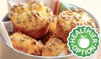 FOODCents Pumpkin, Corn and Cheese Mini Muffins