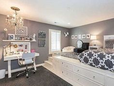 dream rooms for adults . dream rooms for women . dream rooms for couples . dream rooms for adults bedrooms . dream rooms for girls teenagers Small Teen Room, Teen Girl Rooms, Teenage Bedrooms, Cool Teen Rooms, Cool Rooms For Teenagers, Hipster Bedrooms, Cool Bedrooms For Teen Girls, Cool Beds For Teens, Trendy Bedroom
