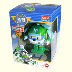 #Helly #RobocarPoli #Transformation #Robot Korea TV Animation #Academy Gift Car #Toys