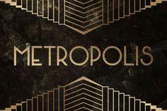 Art Deco Bundle • Save 60% by Tugcu Design Co. on Creative Market