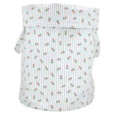 GreenGate Storage Bag - Lily Petit White XLarge - www. Small Storage, Bag Storage, Odd Molly, Jute, Lily, Cotton, Stuff To Buy, Women, Fashion
