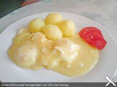 Saure Eier, ein sehr schönes Rezept aus der Kategorie Kochen. Bewertungen: 57. Durchschnitt: Ø 3,9.