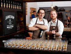The Dublin Diary: [Competition] Jameson Black Barrel Craft Series