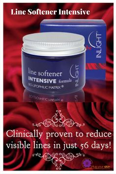 Clinically proven to cleverly smooth the passage of time reducing lines and wrinkles. 100% Organic and BioActive Ingredients. Cruelty free. Non-GMO. Click through to learn more.