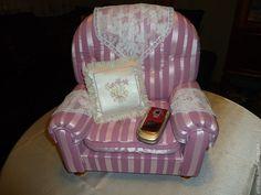 Миниатюрное кресло. Miniature chair - Pesquisa Google