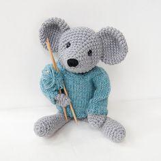 Instant Download Crochet Pattern  Amigurumi by theitsybitsyspider, $5.00