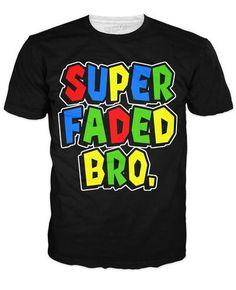 Super Faded Bro – Paragon Apparel