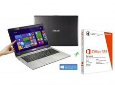 Notebook Asus Vivobook S400CA Intel Core i3 - 2GB 500GB + Pacote Aplicativo Office 365 Personal -  https://www.magazinevoce.com.br/magazinevrshop/p/notebook-asus-vivobook-s400ca-intel-core-i3-2gb-500gb-pacote-aplicativo-office-365-personal/101450/