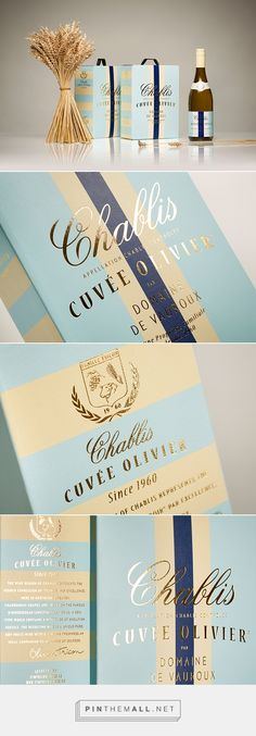 Cuvée Olivier Chablis - created by OlssønBarbieri