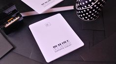 Piano Personalized Card set of 10 cards by LaPetiteNote on Etsy