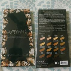 SWAPPED (Jessica Korn) Measurable Difference Concealer palette - BN