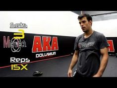 MMA WORKOUTS: Sand Bell Training