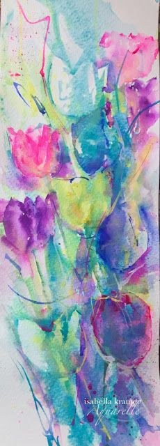 veredit - art©: Tulips in February