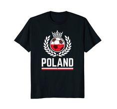 0b53ee96793 FIFA World Cup 2018 · Poland Soccer Jersey 2018 Polish Flag Football Team  Shirt... https://