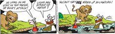 Hagar the Horrible Comic Strip for September 16, 2014 | Comics Kingdom