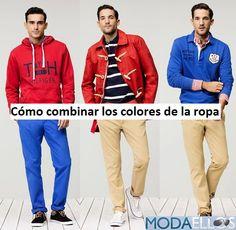 Combinar y disimular los posibles efectos es el secreto de la elegancia. #Combinación #Colores #ModaHombre