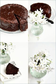 buttermilk chocolate pound cake
