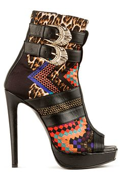 Roberto Cavalli - JC Women's Accessories - 2013 Fall-Winter