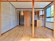 外観や共用部はごくごく普通のマンション。 でも扉を開けてびっくり。 無垢材もりもりのリノベ部屋の登場! 風や木の自然を感じながら、丁寧に暮らしを楽しむ。 そんな生活にぴったりではないでしょうか。 ▼手作りマルシェ #南千里 ワンルーム 39.96㎡ #goodroom#interior#architecture#interiordesign#decoration#styling#myhome#livingroom#homedesign#interiordecor#homestyling#lifestyle#インテリア#家#くらし#部屋#新居#リノベーション#マンション#内装#住まい#フローリング#ダイニング#リビング#ソファ#木のある生活