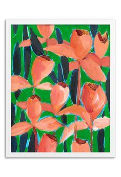 Green Gables Framed Print - Lulu DK Framed Prints - Decor