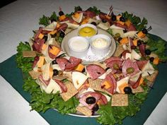 Meat and Cheese Tray Ideas | Catering from Mary's Place - Caterers in Punxsutawney