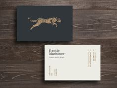 Exotic Machines on Behance