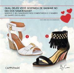PRESENTE #diadosnamorados #camminare