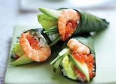 California Temaki Sushi Recipe