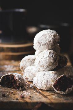 Spiced Cocoa Polvorones {Gluten-Free}