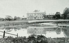 The King's School in Parramatta 1899