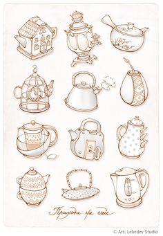teapots!