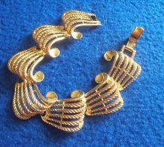 Designer Galbani Bracelet.  Vintage by colorsofthesouthwest, $39.98