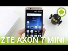 Videorecensione: #ZTE #Axon 7 #Mini recensione in italiano (link: http://ift.tt/2e8kRRh )