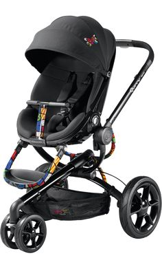 Quinny Zapp Xtra 2 Stroller in Violet Syrup - Almost makes me want ...