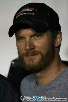 Dale Earnhardt Jr......love this picture!