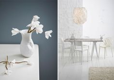 white inspiration | Atelier Decor