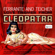 Ferrante & Teicher album: Love Themes From Cleopatra