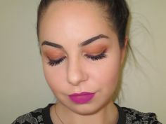 Blossom in Blush - Too Faced Peanut Butter And Jelly Palette Makeup Look