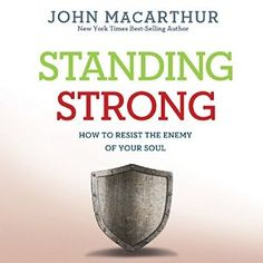 Standing Strong Audiobook  Solid resource for spiritual warfare