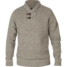 Fjallraven - Lada Sweater - Men's - Fog