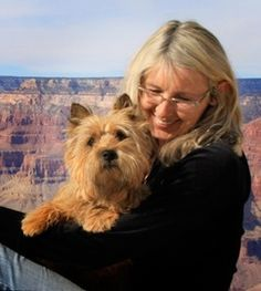 Marie von Minden, Author of Mysteries of the Grand Canyon, My Paws at the Grand Canyon, and The California Condor