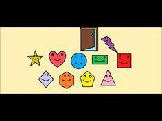 Canciones infantiles.las figuras geometricas.Videos para niños - YouTube