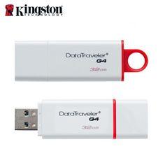 Kingston Data Traveler G4 DTIG4 32GB USB 3.0 White/Red   Μόνο 14,41€ !!  #eldargr #flashDrives #flashSticks #USBdrives #Kingston #DataTraveler