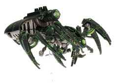 Hellion Spider Robot