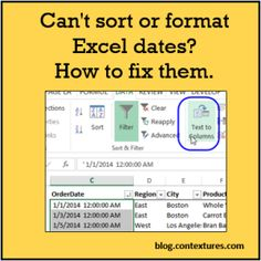 Excel Dates Won't Change Format Computer Help, Computer Technology, Computer Programming, Computer Tips, Medical Technology, Energy Technology, Technology Gadgets, Microsoft Excel, Microsoft Office