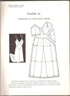 Белье House & Garden houses for sale in hialeah gardens Dress Sewing Patterns, Vintage Sewing Patterns, Clothing Patterns, Kurti Patterns, Fashion Sewing, Diy Fashion, Sewing Clothes, Diy Clothes, Costura Fashion