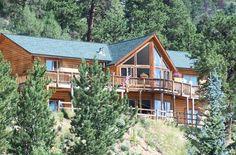 House vacation rental in Idaho Springs from VRBO.com! #vacation #rental #travel #vrbo