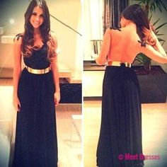 Black Prom Dresses,Backless Prom Dress,Sexy Prom Dress,Lace Prom Dresses,2018 Formal Gown,Sexy Evening Gowns,Simple Party Dress,Chiffon Prom Gown For Teens PD20184475