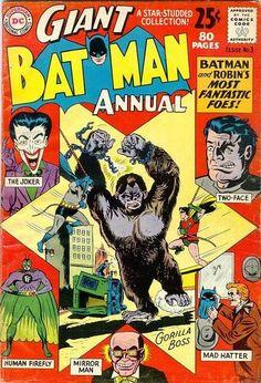 Batman Annual #3 Vol.1 (1962)